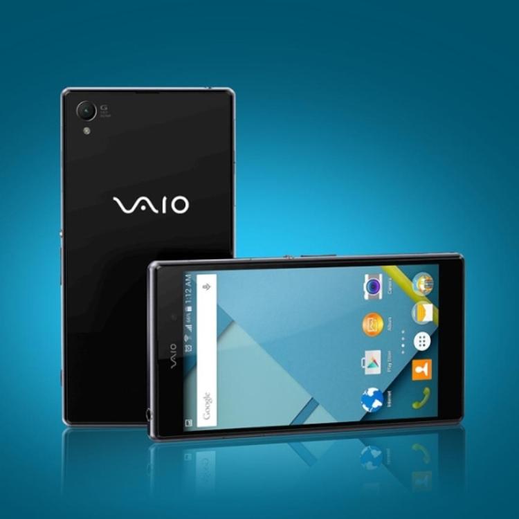 VAIO đầu quân vào thị trường điện thoại thông minh - 1