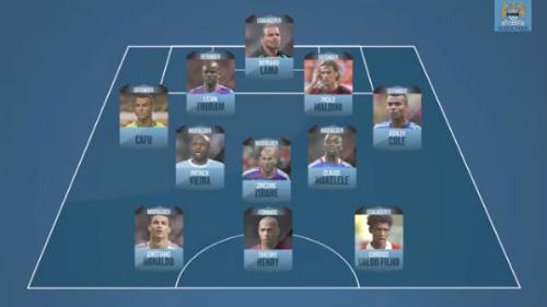 """Clichy chọn CR7, """"đá"""" Messi khỏi đội hình trong mơ - 2"""