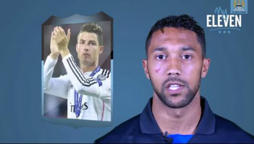 """Clichy chọn CR7, """"đá"""" Messi khỏi đội hình trong mơ - 1"""