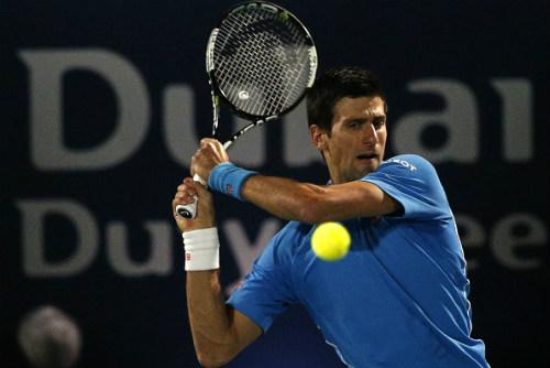 Djokovic – Berdych: Kịch chiến căng thẳng  (Bán kết Dubai) - 1