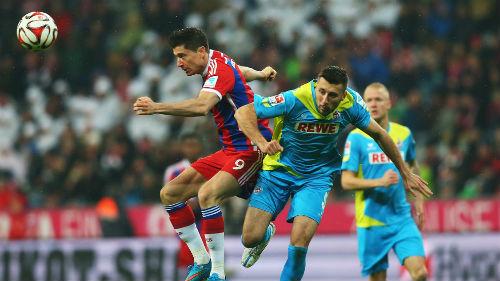 Bayern - Cologne: Nhẹ tựa lông hồng - 1