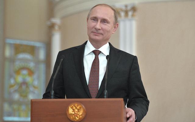 Thành phố Nga muốn đổi tên thành Putin - 1