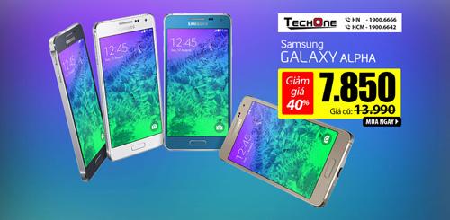 "Giải mã ""cơn sốt"" Samsung Galaxy Alpha - 4"