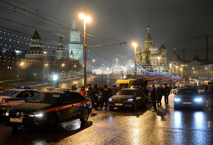 Nga: Lãnh đạo đảng đối lập bị bắn chết ở Moscow - 2