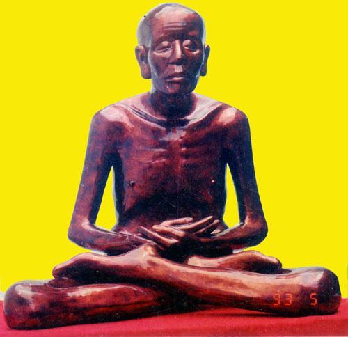 Những trường hợp xác ướp trong tượng ở Việt Nam - 2