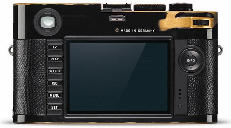 """Soi chi tiết máy ảnh đặc biệt Leica M-P """"Correspondent"""" - 4"""