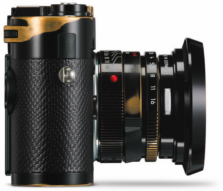 """Soi chi tiết máy ảnh đặc biệt Leica M-P """"Correspondent"""" - 6"""