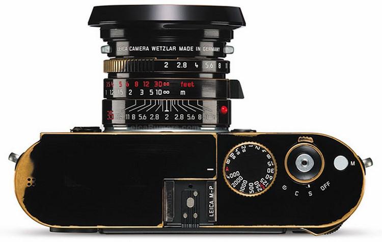 """Soi chi tiết máy ảnh đặc biệt Leica M-P """"Correspondent"""" - 3"""