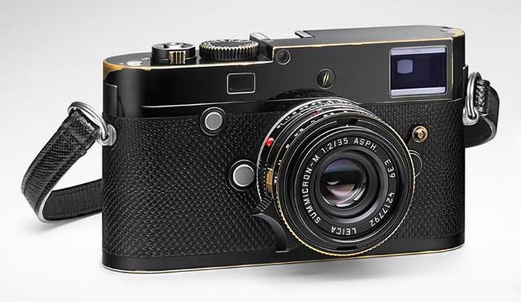 """Soi chi tiết máy ảnh đặc biệt Leica M-P """"Correspondent"""" - 1"""