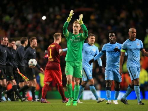 Man City: Nguy cơ về một mùa giải trắng tay - 1
