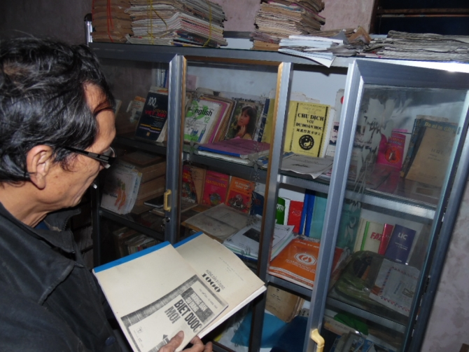 Chuyện đời của vị lương y hơn 40 năm cứu giúp người nghèo - 1