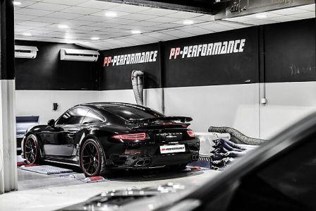 Cận cảnh phiên bản độ của Porsche 911 Trubo - 1