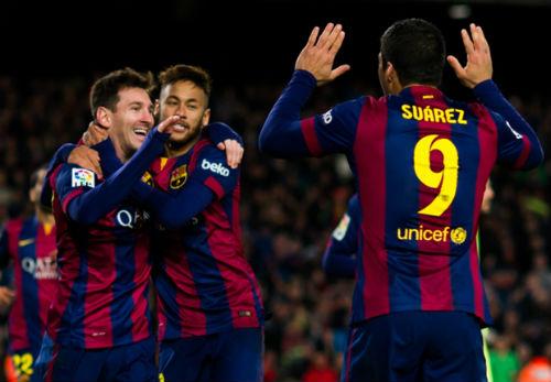 "Granada - Barca: Đại tiệc chờ ""tam tấu"" - 1"