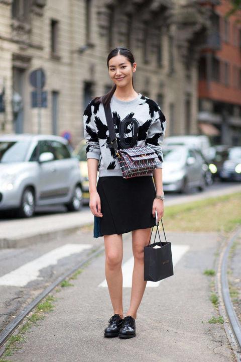 Mặc hấp dẫn như tín đồ đến Milan Fashion week - 1