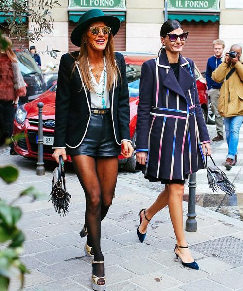 Mặc hấp dẫn như tín đồ đến Milan Fashion week - 6
