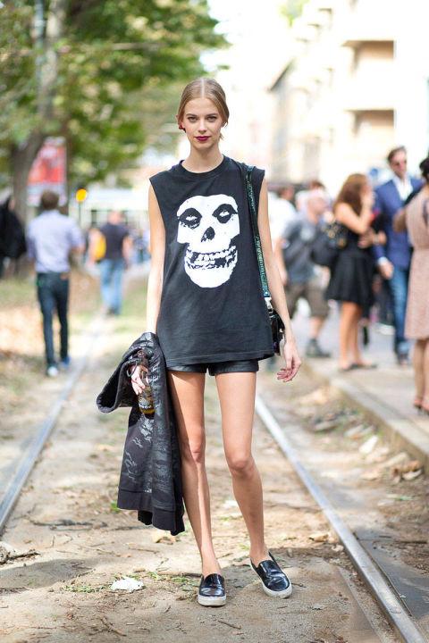Mặc hấp dẫn như tín đồ đến Milan Fashion week - 12