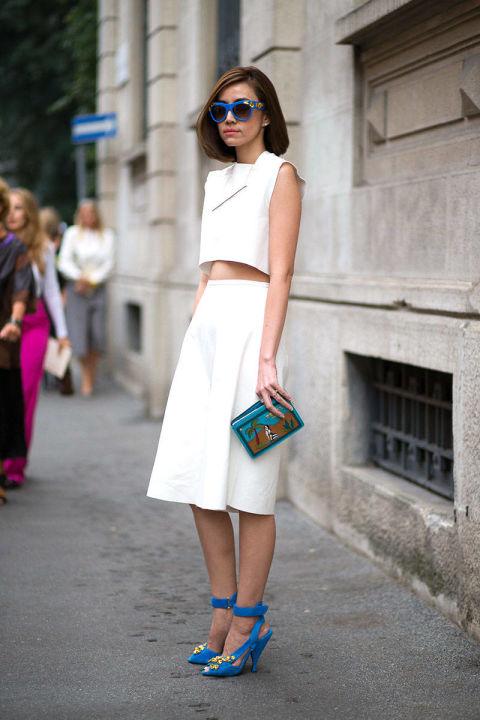 Mặc hấp dẫn như tín đồ đến Milan Fashion week - 10