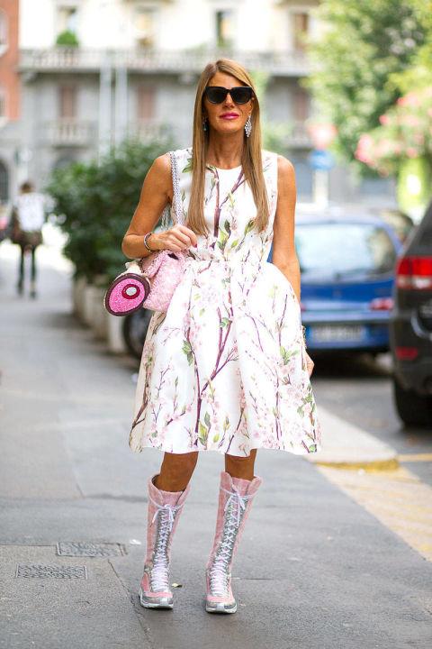 Mặc hấp dẫn như tín đồ đến Milan Fashion week - 8