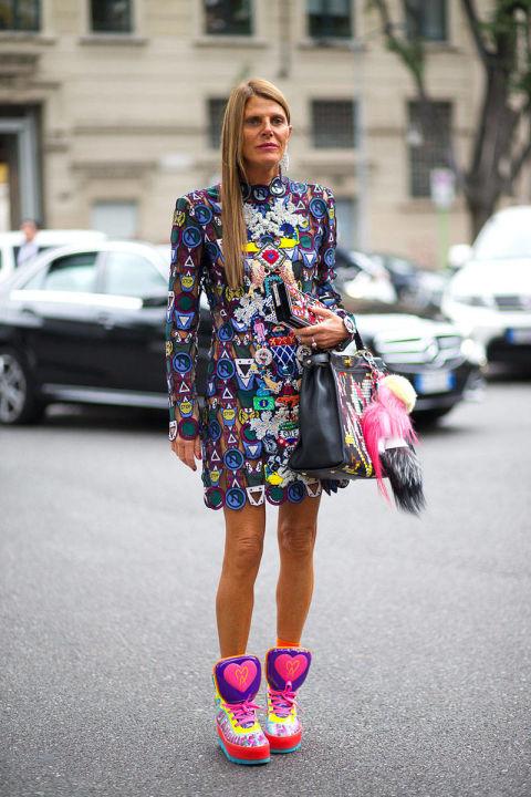 Mặc hấp dẫn như tín đồ đến Milan Fashion week - 7