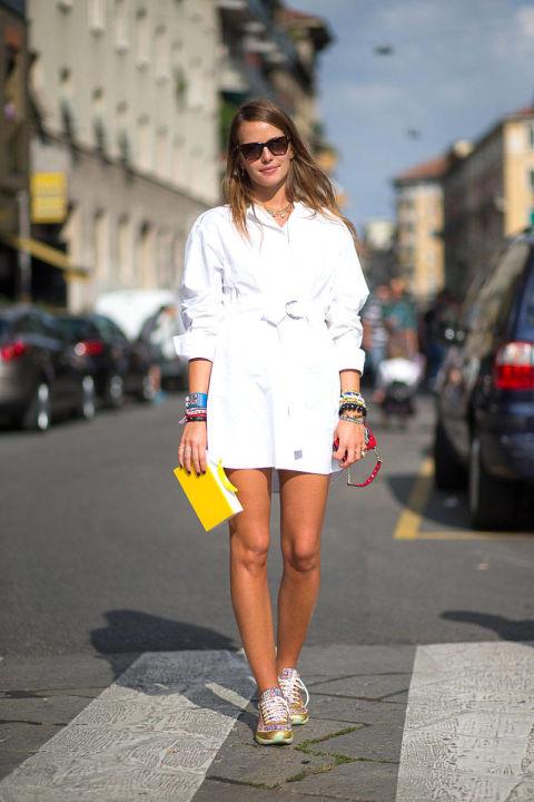 Mặc hấp dẫn như tín đồ đến Milan Fashion week - 14