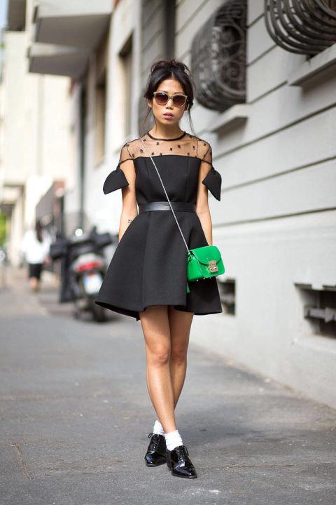 Mặc hấp dẫn như tín đồ đến Milan Fashion week - 15