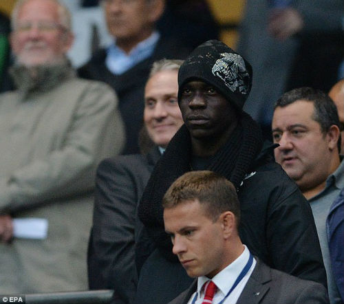 Balotelli & dấu chấm hết ở Anfield - 2