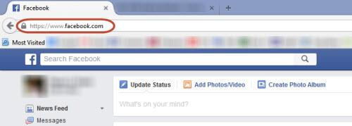 Cách phòng tránh virus, mã độc trên Facebook - 4