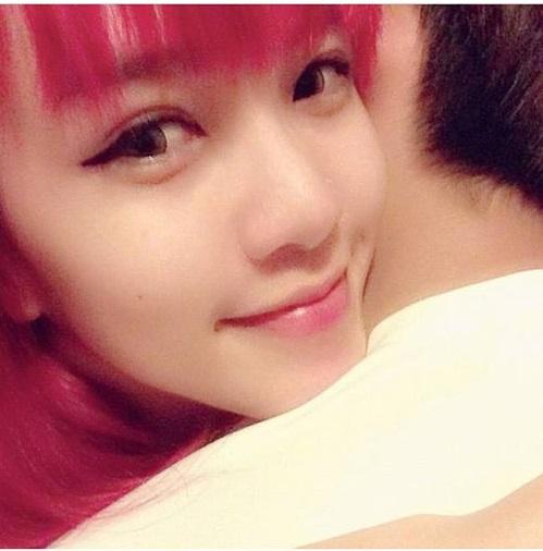 """Những """"bằng chứng"""" khiến Sơn Tùng bị nghi đang yêu - 9"""