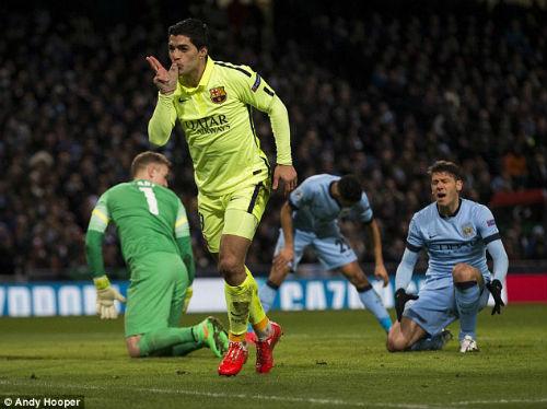 Suarez tỏa sáng: Lợi bất cập hại - 1