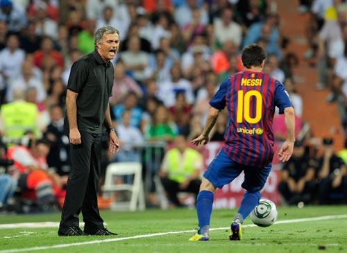 Mourinho không hề mơ mộng tới Messi - 1