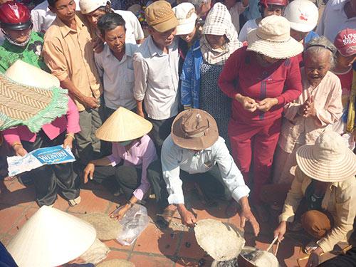 Khai hội đình làng cổ trên 500 tuổi ở Đà Nẵng - 4