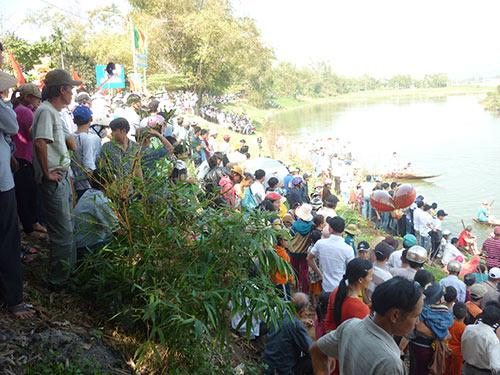 Khai hội đình làng cổ trên 500 tuổi ở Đà Nẵng - 5