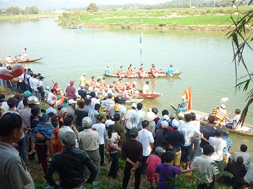 Khai hội đình làng cổ trên 500 tuổi ở Đà Nẵng - 6