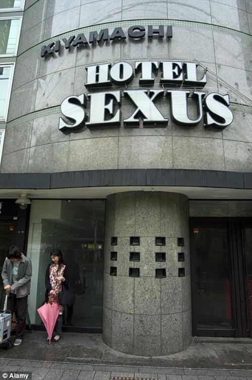 """Khách sạn """"tình yêu"""" kỳ lạ nhất hành tinh - 7"""