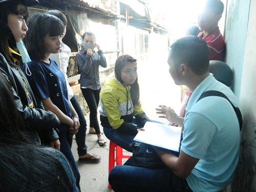 2 thiếu niên chết đuối thương tâm tại hố Giang Thơm - 1