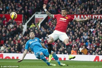 TRỰC TIẾP MU - Sunderland: Rooney lập cú đúp (KT) - 4