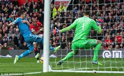 TRỰC TIẾP MU - Sunderland: Rooney lập cú đúp (KT) - 3
