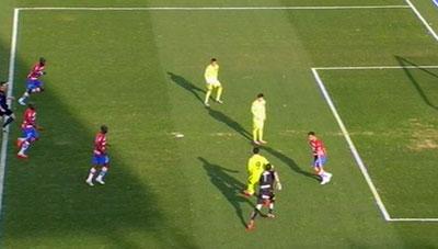TRỰC TIẾP Granada - Barca: Song tấu Messi - Suarez (KT) - 5