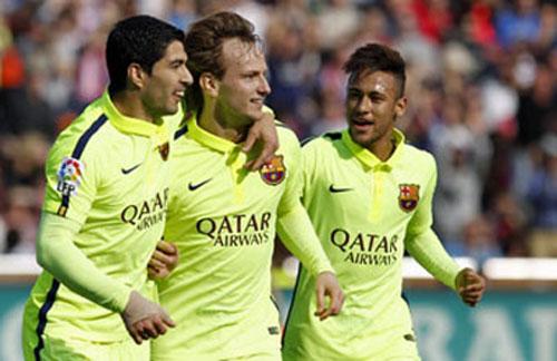 """Granada - Barca: """"Sức mỏi"""" thắng """"sức nhàn"""" - 1"""