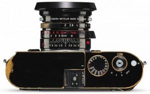 """Soi chi tiết máy ảnh đặc biệt Leica M-P """"Correspondent"""""""