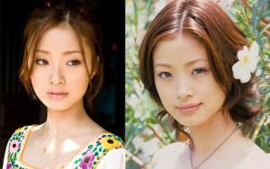 """Vẻ đẹp mật ngọt của """"nữ hoàng quảng cáo"""" Nhật Bản"""