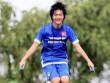 """U23 VN: Tuấn Anh loay hoay với """"trò chơi"""" của HLV Miura"""