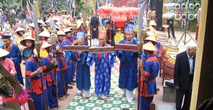 Khai hội đình làng cổ trên 500 tuổi ở Đà Nẵng