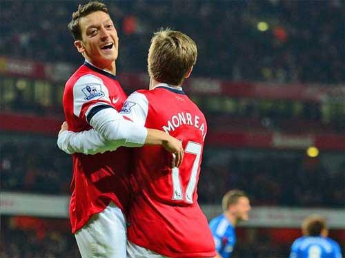 Arsenal- Everton: Tìm lại nụ cười - 1