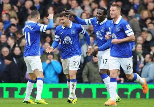 Arsenal- Everton: Tìm lại nụ cười - 2