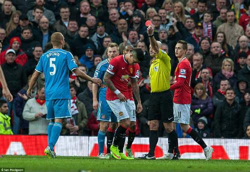 MU trở lại top 3, Van Gaal hả hê ra mặt - 2