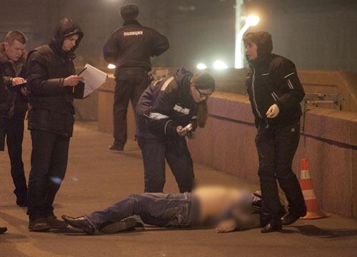 Cựu phó thủ tướng Nga làm gì trước khi bị ám sát? - 2