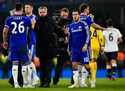 "Chelsea - Tottenham: Sự ""đặc biệt"" của Mourinho - 1"