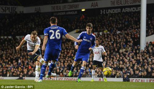 "Chelsea - Tottenham: Sự ""đặc biệt"" của Mourinho - 2"