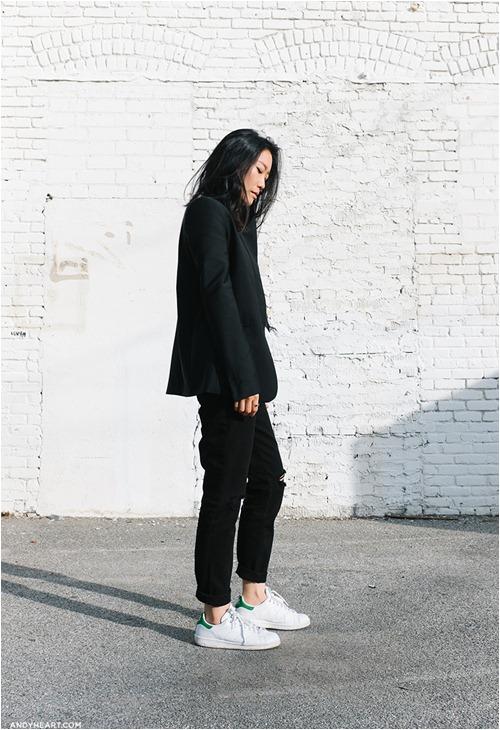 Jeans rách: Đặc quyền của nàng cá tính - 10